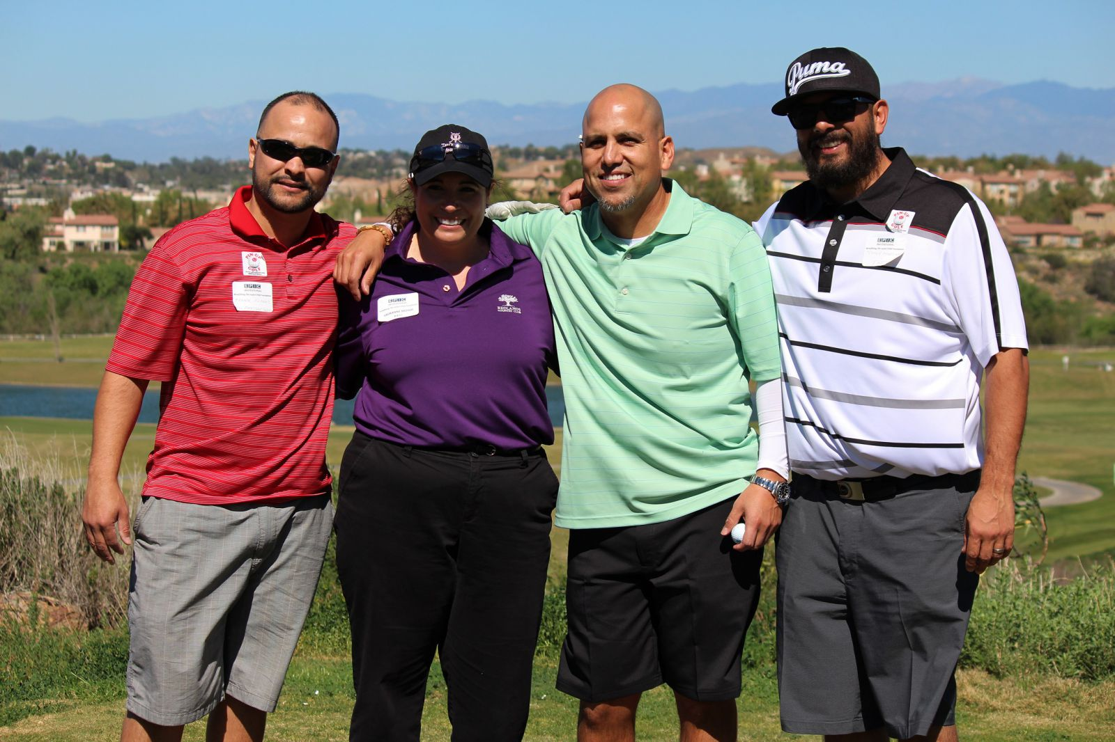 Dos Lagos Golf Course is a hot spot for golf tournaments in the Inland Empire